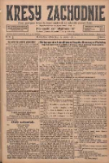 Kresy Zachodnie: pismo poświęcone obronie interesów narodowych na zachodnich ziemiach Polski 1928.03.17 R.6 Nr64
