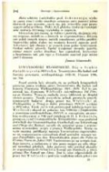 Lewandowski Włodzimierz, Bój o Szubin dnia 11 stycznia 1919 roku. Towarzystwo dla badań nad historią powstania wielkopolskiego 1918/19. Poznań 1936