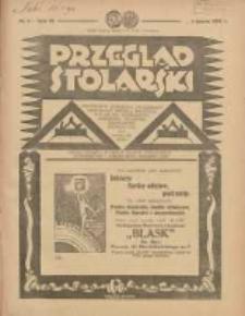 Przegląd Stolarski: dwutygodnik poświęcony zagadnieniom architektury wnętrz a mianowicie: stolarstwu, rzeźbiarstwu, tapicerstwu, tokarstwu, koszykarstwu, zdobnictwu oraz handlowi mebli: organ Związku Polskich Cechów Stolarskich 1932.03.01 R.6 Nr5