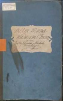 Różne pisma wierszem i prozą przez księdza Franciszka Michała Kocińskiego
