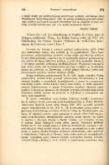 Pierre David, Les bénédictins et l'ordre de Cluny dans la Pologne médiévale, Paris 1939