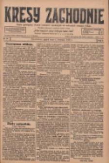 Kresy Zachodnie: pismo poświęcone obronie interesów narodowych na zachodnich ziemiach Polski 1928.04.06 R.6 Nr81
