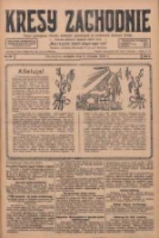 Kresy Zachodnie: pismo poświęcone obronie interesów narodowych na zachodnich ziemiach Polski 1928.04.08 R.6 Nr83