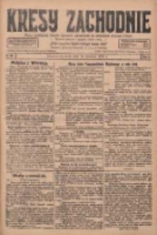 Kresy Zachodnie: pismo poświęcone obronie interesów narodowych na zachodnich ziemiach Polski 1928.04.18 R.6 Nr90
