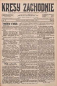 Kresy Zachodnie: pismo poświęcone obronie interesów narodowych na zachodnich ziemiach Polski 1928.04.24 R.6 Nr95