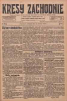 Kresy Zachodnie: pismo poświęcone obronie interesów narodowych na zachodnich ziemiach Polski 1928.04.29 R.6 Nr100