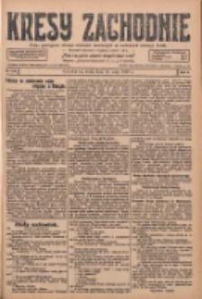 Kresy Zachodnie: pismo poświęcone obronie interesów narodowych na zachodnich ziemiach Polski 1928.05.16 R.6 Nr113