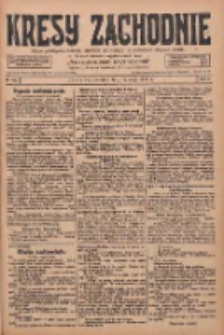 Kresy Zachodnie: pismo poświęcone obronie interesów narodowych na zachodnich ziemiach Polski 1928.05.17 R.6 Nr114