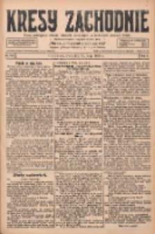 Kresy Zachodnie: pismo poświęcone obronie interesów narodowych na zachodnich ziemiach Polski 1928.05.30 R.6 Nr123