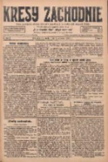 Kresy Zachodnie: pismo poświęcone obronie interesów narodowych na zachodnich ziemiach Polski 1928.06.06 R.6 Nr129