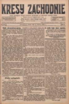 Kresy Zachodnie: pismo poświęcone obronie interesów narodowych na zachodnich ziemiach Polski 1928.06.09 R.6 Nr131