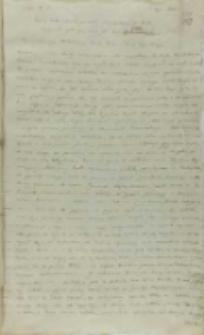 Kopia listu Łaskiego wojewody sieradzkiego do Króla Zygmunta III, Łask 06.04.1602