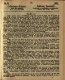 Oeffentlicher Anzeiger. 1863.05.05 Nro.18
