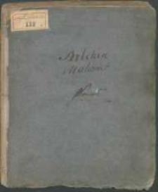 Arlekin Mahomet albo taradayka lataiąca. Dramma śmieszno-płaczliwo-filozofo-sowizdrzalskie w 4 aktach przez [Franciszka] Zabłockiego dla Teatru Warszawskiego napisane roku 1785