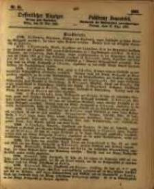 Oeffentlicher Anzeiger. 1863.05.26 Nro.21
