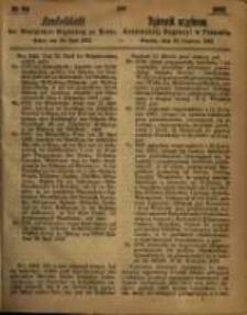 Amtsblatt der Königlichen Regierung zu Posen. 1863.06.16 Nro.24