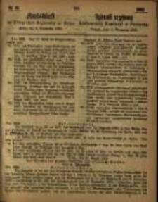 Amtsblatt der Königlichen Regierung zu Posen. 1863.09.08 Nro.36