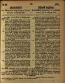 Amtsblatt der Königlichen Regierung zu Posen. 1863.11.03 Nro.44