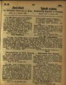 Amtsblatt der Königlichen Regierung zu Posen. 1863.12.01 Nro.48