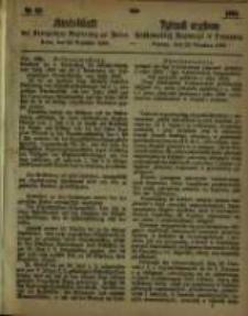 Amtsblatt der Königlichen Regierung zu Posen. 1863.12.29 Nro.52