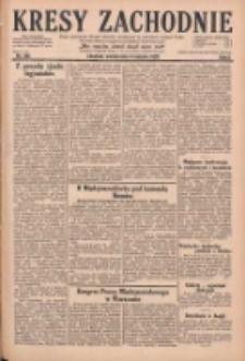 Kresy Zachodnie: pismo poświęcone obronie interesów narodowych na zachodnich ziemiach Polski 1928.08.14 R.6 Nr186