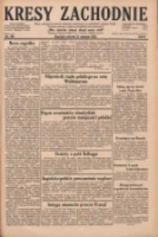 Kresy Zachodnie: pismo poświęcone obronie interesów narodowych na zachodnich ziemiach Polski 1928.08.21 R.6 Nr191