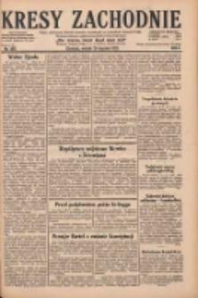 Kresy Zachodnie: pismo poświęcone obronie interesów narodowych na zachodnich ziemiach Polski 1928.08.28 R.6 Nr197
