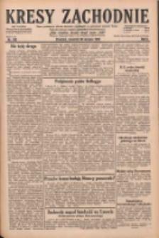 Kresy Zachodnie: pismo poświęcone obronie interesów narodowych na zachodnich ziemiach Polski 1928.08.30 R.6 Nr199
