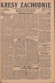 Kresy Zachodnie: pismo poświęcone obronie interesów narodowych na zachodnich ziemiach Polski 1928.08.31 R.6 Nr200