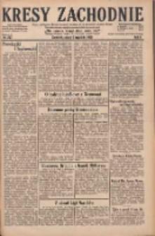 Kresy Zachodnie: pismo poświęcone obronie interesów narodowych na zachodnich ziemiach Polski 1928.09.08 R.6 Nr207