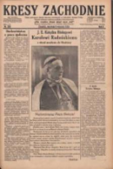 Kresy Zachodnie: pismo poświęcone obronie interesów narodowych na zachodnich ziemiach Polski 1928.09.09 R.6 Nr208
