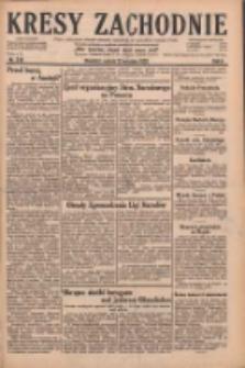 Kresy Zachodnie: pismo poświęcone obronie interesów narodowych na zachodnich ziemiach Polski 1928.09.22 R.6 Nr219