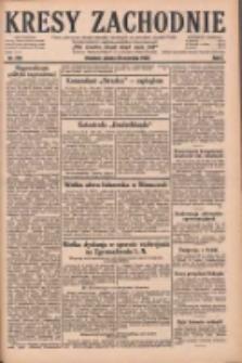 Kresy Zachodnie: pismo poświęcone obronie interesów narodowych na zachodnich ziemiach Polski 1928.09.29 R.6 Nr225