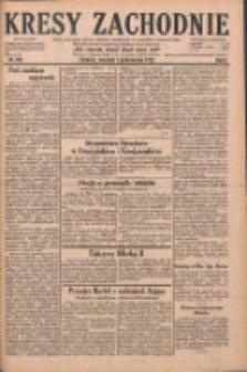 Kresy Zachodnie: pismo poświęcone obronie interesów narodowych na zachodnich ziemiach Polski 1928.10.07 R.6 Nr232