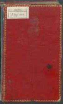 Poezye [J.] Kazimierza R[zesińskiego]. Rok 1837