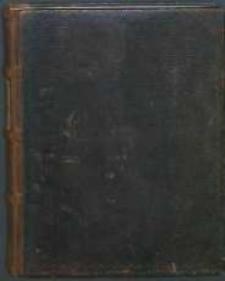 Silva rerum z XVIII wieku. Zbiór odpisów wierszy