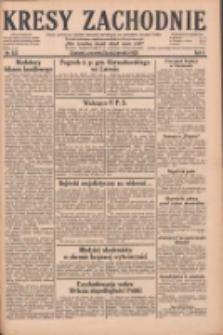 Kresy Zachodnie: pismo poświęcone obronie interesów narodowych na zachodnich ziemiach Polski 1928.10.25 R.6 Nr247