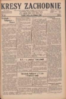 Kresy Zachodnie: pismo poświęcone obronie interesów narodowych na zachodnich ziemiach Polski 1928.10.30 R.6 Nr251