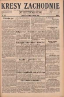 Kresy Zachodnie: pismo poświęcone obronie interesów narodowych na zachodnich ziemiach Polski 1928.11.08 R.6 Nr258