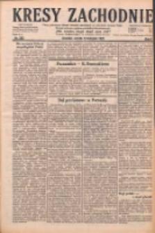 Kresy Zachodnie: pismo poświęcone obronie interesów narodowych na zachodnich ziemiach Polski 1928.11.13 R.6 Nr262