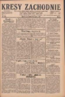 Kresy Zachodnie: pismo poświęcone obronie interesów narodowych na zachodnich ziemiach Polski 1928.11.29 R.6 Nr276