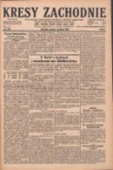 Kresy Zachodnie: pismo poświęcone obronie interesów narodowych na zachodnich ziemiach Polski 1928.12.01 R.6 Nr278