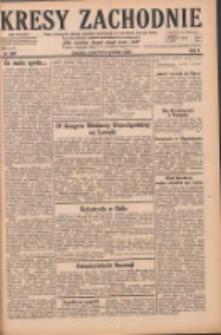 Kresy Zachodnie: pismo poświęcone obronie interesów narodowych na zachodnich ziemiach Polski 1928.12.06 R.6 Nr282