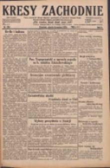 Kresy Zachodnie: pismo poświęcone obronie interesów narodowych na zachodnich ziemiach Polski 1928.12.08 R.6 Nr284