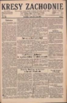 Kresy Zachodnie: pismo poświęcone obronie interesów narodowych na zachodnich ziemiach Polski 1928.12.11 R.6 Nr285