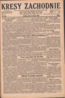Kresy Zachodnie: pismo poświęcone obronie interesów narodowych na zachodnich ziemiach Polski 1928.12.12 R.6 Nr286