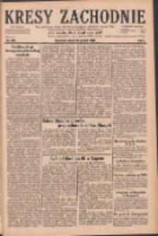 Kresy Zachodnie: pismo poświęcone obronie interesów narodowych na zachodnich ziemiach Polski 1928.12.15 R.6 Nr289