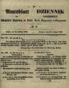 Amtsblatt der Königlichen Regierung zu Posen. 1858.02.23 Nro.8