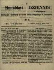 Amtsblatt der Königlichen Regierung zu Posen. 1858.03.16 Nro.11