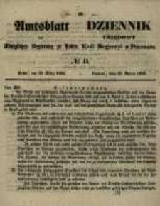 Amtsblatt der Königlichen Regierung zu Posen. 1858.03.30 Nro.13